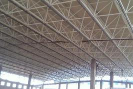 网架工程用什么材料?